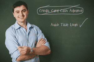 Title Loans vs Credit Cards